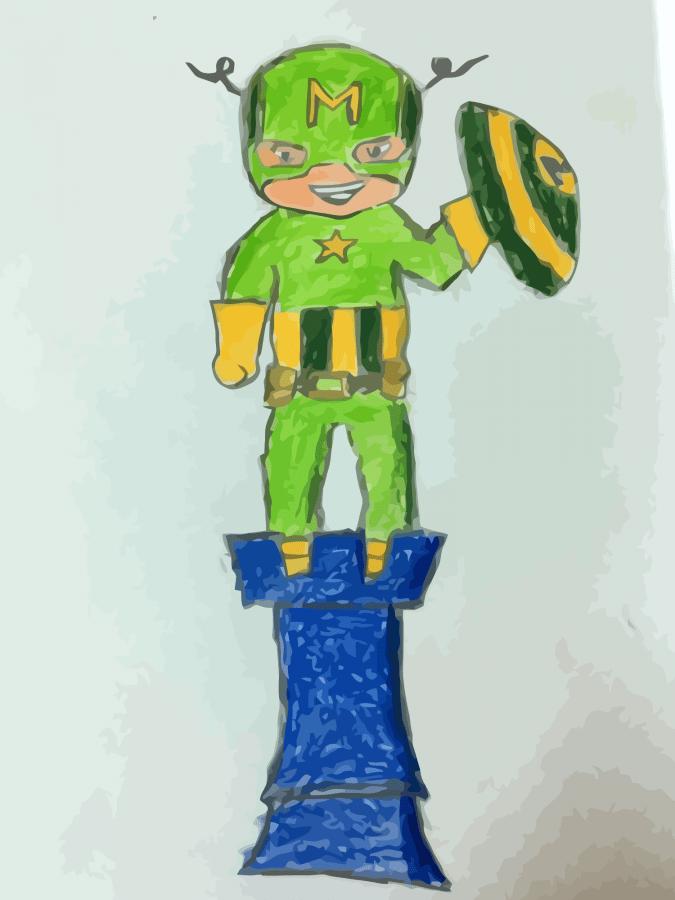 captain melon