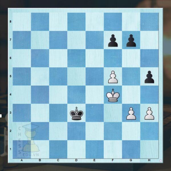 sunday study - thế cờ tàn luyện tập ngày 26/09 | chess.edu.vn